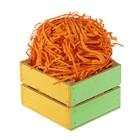 Наполнитель бумажный оранжевый, 50 г