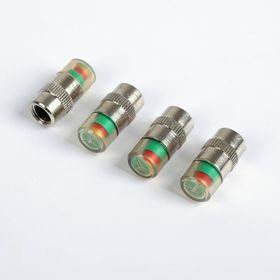 Индикатор уровня давления в шинах-набор (колпачок на ниппель) 2,4 атм