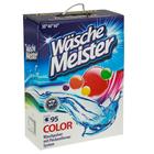 Стиральный порошок WascheMeister Color для цветных тканей, пакет, УЦЕНКА, 7,875 кг