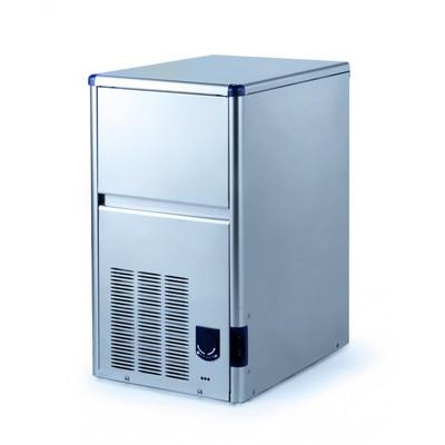 Льдогенератор Gemlux GM-IM24SDE WS, кускового льда (пальчики), 22,5 кг/сутки, хранение 6 кг   301852