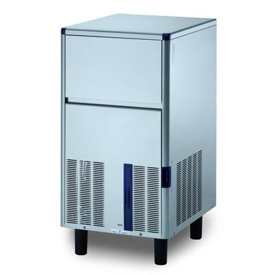 Льдогенератор Gemlux GM-IM64SDE WS, кускового льда (пальчики), 60 кг/сутки, хранение 20 кг