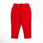 Брюки спортивные для девочки, рост 110 см, цвет красный Fwg-08-1