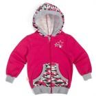 """Джемпер детский """"Озорной патруль"""", рост 98 (34) см, цвет розовый 42-3ТР(ФУ)-АП"""