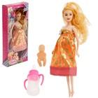 """Кукла модель """"Сирена"""" в платье, с аксессуарами, МИКС"""