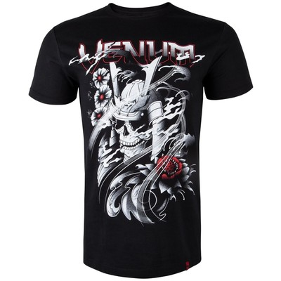 Футболка Venum Samurai Skull - Black XL