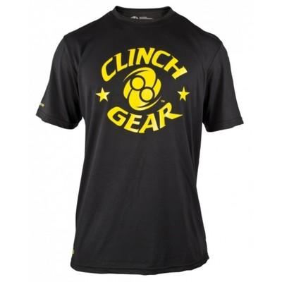 Футболка Clinch Gear Icon Tee- Black S