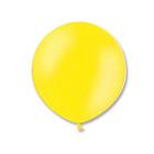 "Шар латекс 24"" экстра, пастель, желтый BB"