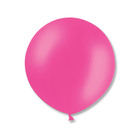 """Шар латекс 24"""" экстра, пастель, розовый BB"""