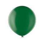 """Шар латекс 24"""" экстра, кристал, зеленый BB"""