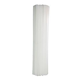 Трубочка д/Шаров 32 см D 5 мм, набор 100 шт., Белый