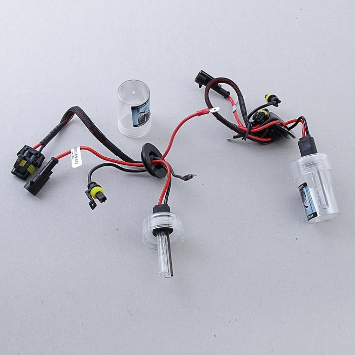 Комплект ксеноновых ламп Н1, 5000К