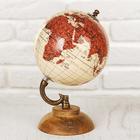 "Сувенир глобус ""Пустыня"" 12,5х12,5х21,5 см"