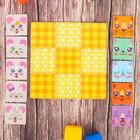 """Логическая игрушка крестики-нолики для детей """"Кошки-мышки"""", 10 деталей"""