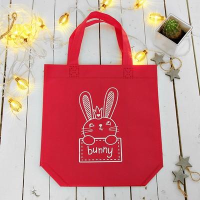 """Сумочка детская """"Bunny"""", 25 х 26 см"""