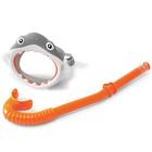 """Набор для подводного плавния """"Акула"""", 2 предмета: маска, трубка, от 3-8 лет 55944 INTEX"""