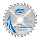 Пильный диск по дереву БАРС, 150 x 20/16 мм, 24 твердосплавных зуба