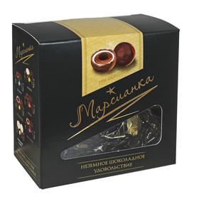 "Конфеты ""Марсианка три шоколада (подарочная коробка) 100 г"