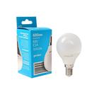 Лампа светодиодная Geniled, Е14, G45, 6 Вт, 4200 К, матовая