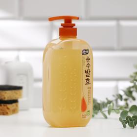 "Средство для мытья посуды CJ Lion Chamgreen Pure Fermentation ""5 злаков"", 720мл"