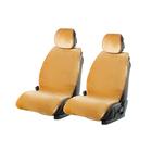 Накидки на передние сиденья ALPACA, искусственный мех, лиса, набор 2 шт.