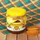 Мягкая карамель Nutty power на сливках c арахисом, 110 г