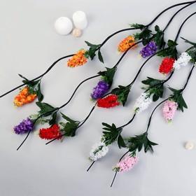 """Декор ветка """"Бутоны цветов"""" 150 см, (цена за штуку) микс"""