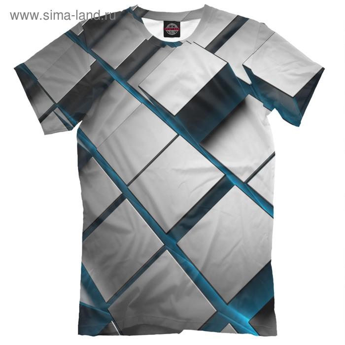 "Футболка мужская ""Текстура"", размер L APD-876060"