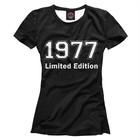 Футболка женская Limited Edition, размер S DSE-537628