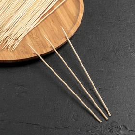 Набор шампуров деревянных 20 см 85-90 шт Ош
