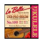 Комплект струн для концертного/тенор укулеле La Bella 100 Uke-Pro