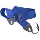 Ремень для гитары D'Andrea 1355BLUE Polyweb Ace-Lock  синий
