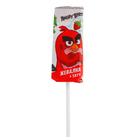 """""""ANGRY BIRDS MOVIE"""" Жевательная конфета на палочке """"GOODФрукт"""" в бумажной упаковке с подарко   29751"""