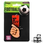 Ароматизатор бумажный, футбол