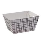 Складная коробка–трапеция «Геометрия», 19,5 х 15 х 1 х 10,5 см.