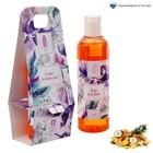 """Подарочная пена для ванны """"В этот весенний день"""" с ароматом тропических фруктов, 250 мл"""