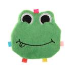 Развивающая игрушка-шуршалка «Лягушка»