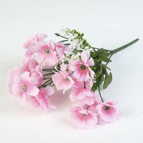 """Букет """"Цветок с резными лепестками"""" 30 см, микс"""