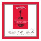 Отдельная струна D'Addario J813-4/4M Prelude  D (Ре) для скрипки размером 4/4