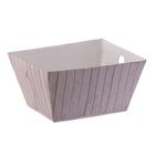 Складная коробка–трапеция «Нужные вещи», 19,5 х 15 х 1 х 10,5 см.
