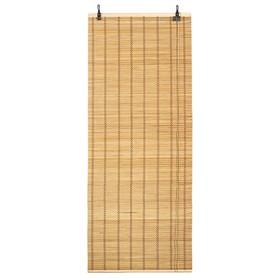 Штора рулонная бамбук 60х150 см
