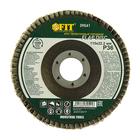 Круг лепестковый торцевой FIT, 115 × 22.2 мм, Р 36