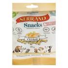 Лакомство Serrano Snacks для собак, курица, 100 г