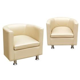 Кресло для отдыха «Люкс» бежевый