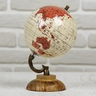 "Сувенир глобус ""Пустыня"" 12,5х12,5х21,5 см    УЦЕНКА"