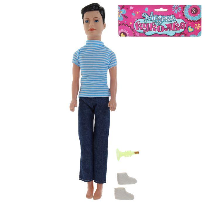 Кукла «Кен» с аксессуарами