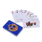 """Карты игральные бумажные """"Менты"""", 54 шт., 8,8 × 5,7 см"""