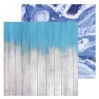 Фотофон двусторонний «Светлые доски», 45 х 45 см, картон 100 г/м