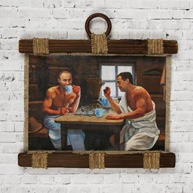 Сувенир свиток 'Путин в бане' Ош
