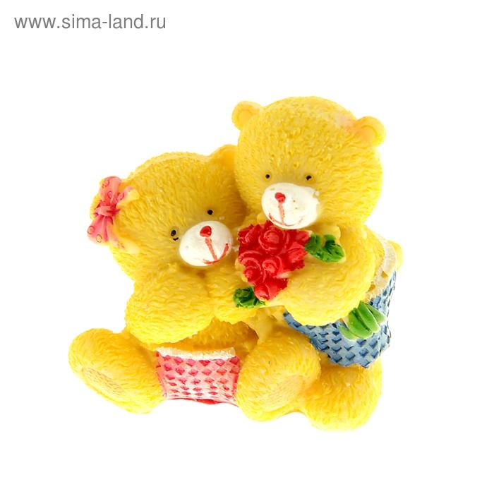 "Сувенир ""Парочка медвежат"", МИКС"