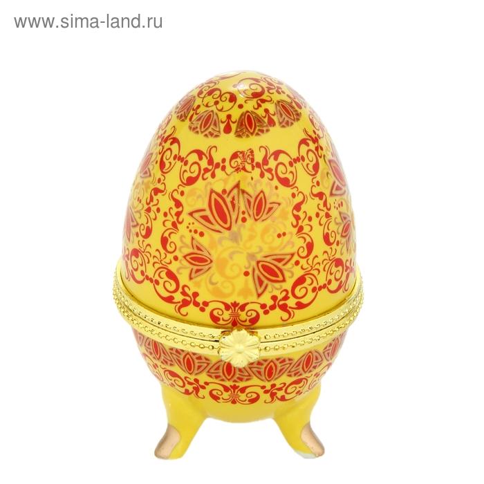 "Шкатулка ""Золотой парад"""
